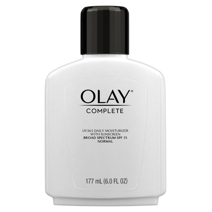 Olay Complete Lotion Moisturizer with SPF 15 Normal, 6.0 fl oz - Walmart.com #homemadefacelotion