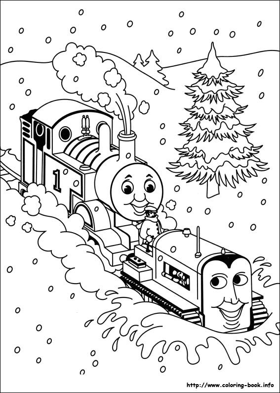 christmas train coloring pages train coloring pages free coloring ... | 794x567