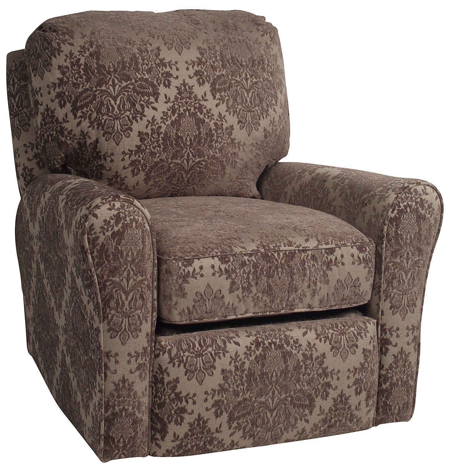 Little Castle Cottage Recliner   Bliss Pewter   Best Price  #DiaperscomNursery