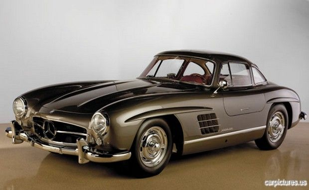 1955 Mercedes Benz 300sl Gullwing Coupe With Images Classic