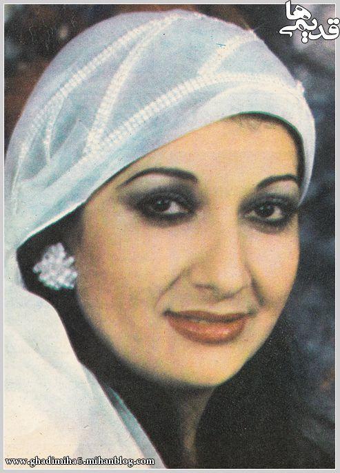 Firoozeh - فیروزه | Iranian female singers of the past until now ...
