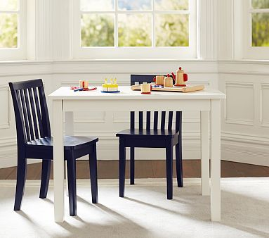 Carolina Small Table Simply White And Chair S 2 Simply White Ghế