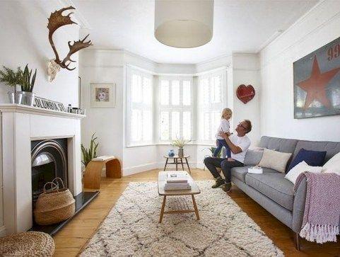 35 Creative Lighting Ideas In The Living Room Homiku Com Victorian House Interiors Victorian Living Room Decor Home Living Room