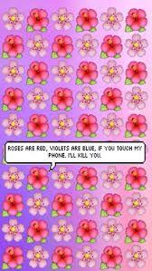 Resultado de imagem para don't touch my phone tumblr