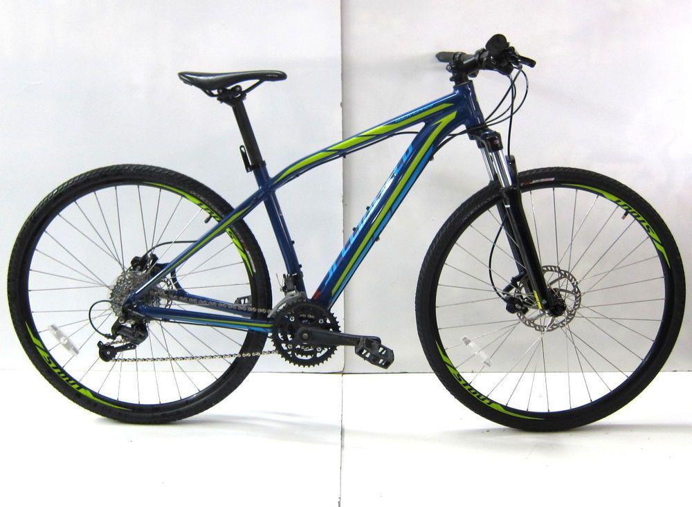 2015 Specialized Rockhopper Sport 29 Mountain Bike 17 5 Aluminum Frame Specialized 29 Mountain Bike Specialized Mountain Bikes Mountain Biking