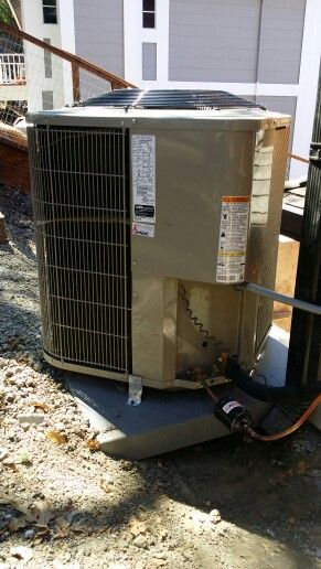 Cooling Bryant Condenser By 88hvac Hvac Home Appliances Condensation
