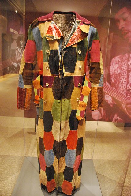 Natl Museum of the American Indian  Jimi Hendrix: Coat of Many Colors