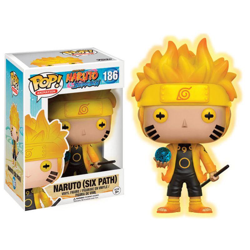 Figurine Pop Naruto Six Path Com Imagens Pop Vinyl Figures