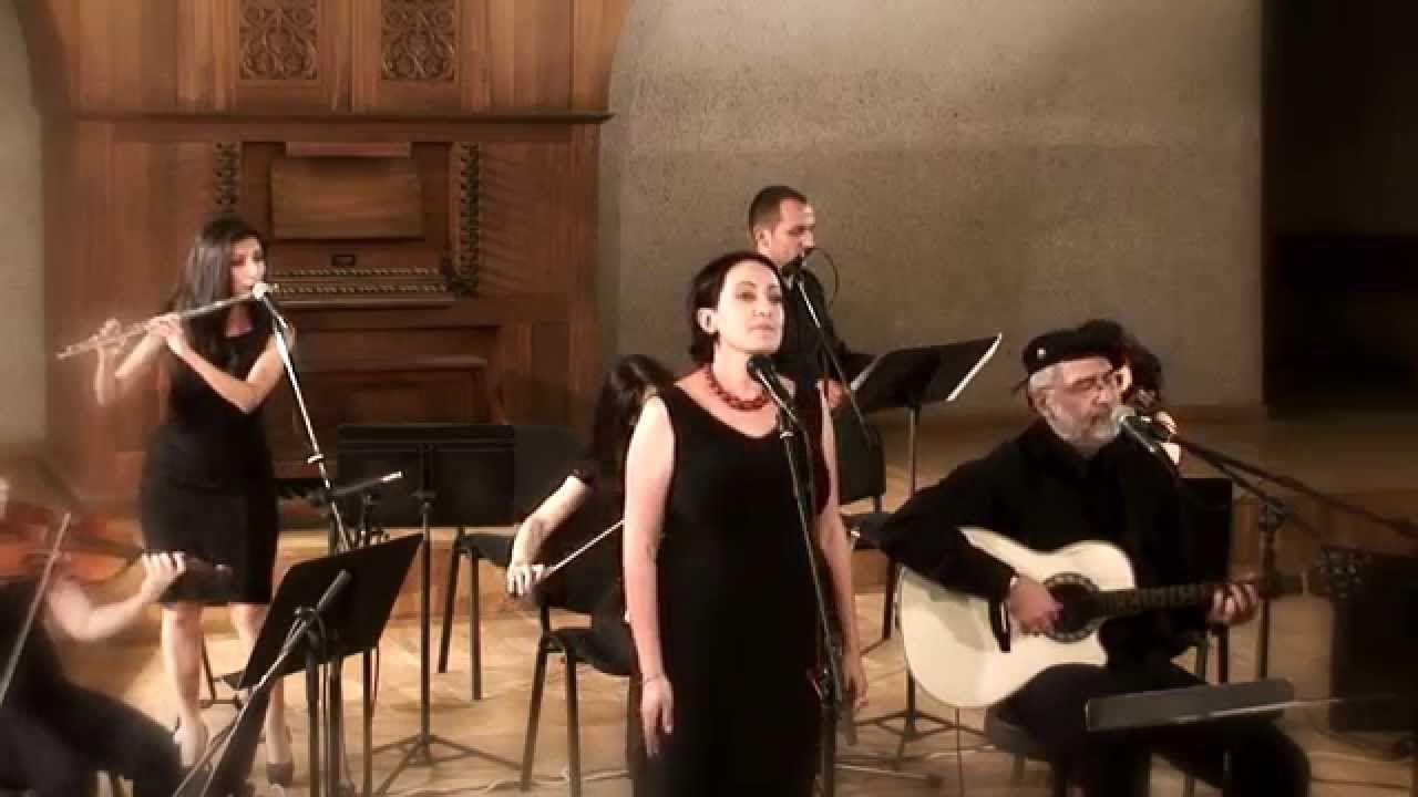 """""""ԲԱՂՁԱՆՔ"""" """"WISH"""" Music by V.Artsruni, lyrics by Komitas"""