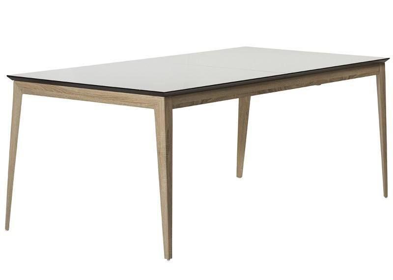 Danform - Edge Spisebord - Hvid