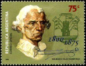 Jurist Dalmacio Vélez Sársfield