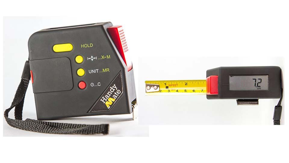 Digital Tape Measure Cool Things To Buy Cool Gadgets To Buy Cheap Stuff To Buy