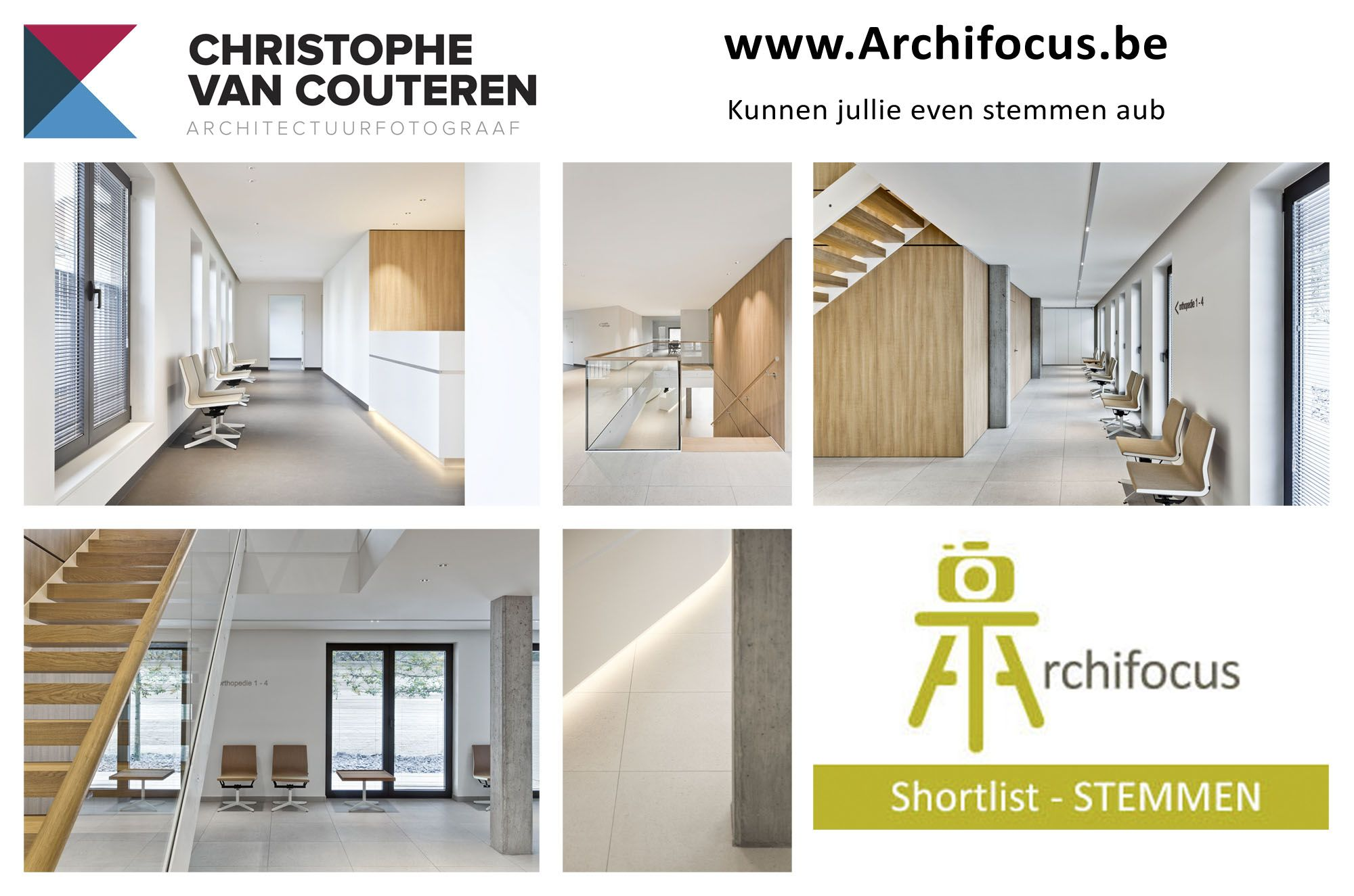 Please vote for me  www.archifocus.be @architecturabe