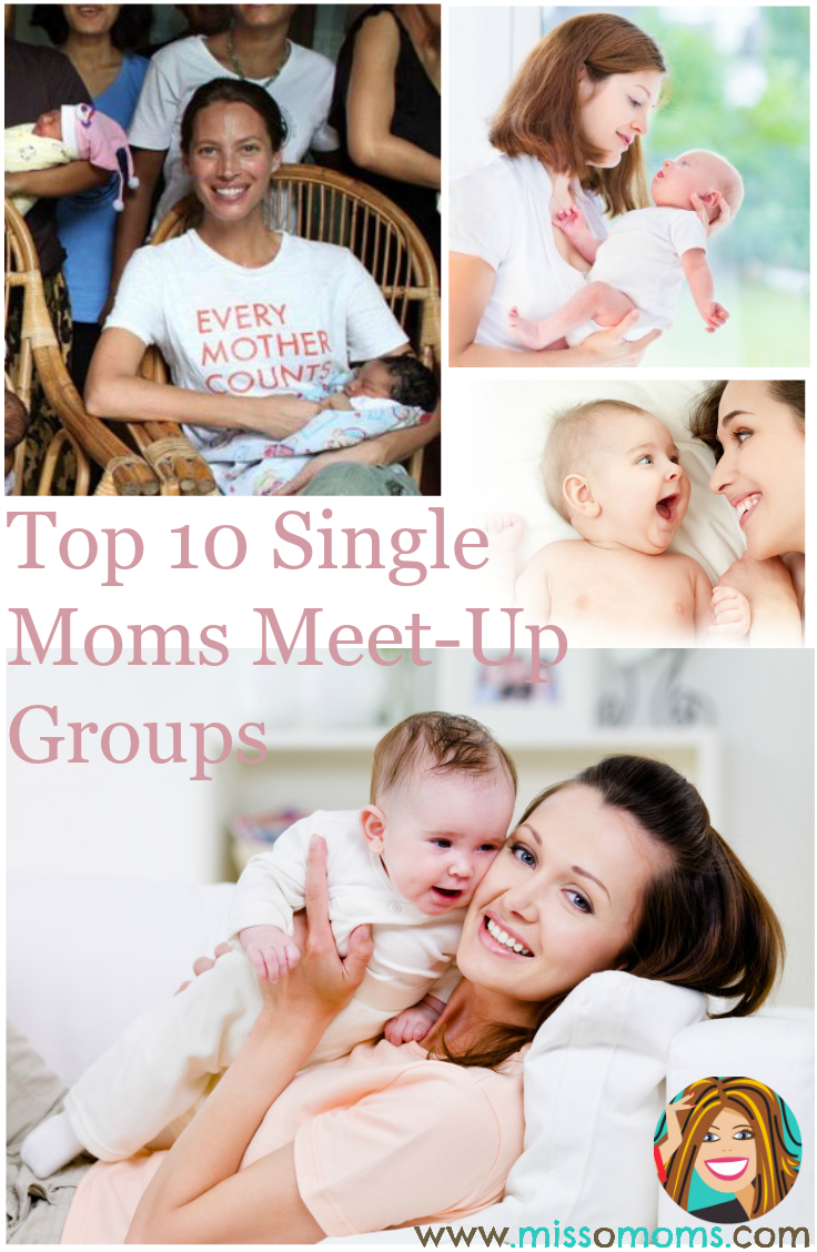 Feeling alone? Here are 10 top Moms Meet Up Groups across the US. Take a look!