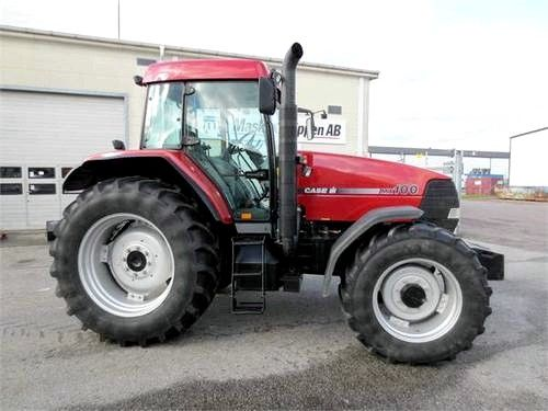 nice case mx100 mx110 mx120 mx135 tractor workshop service manual