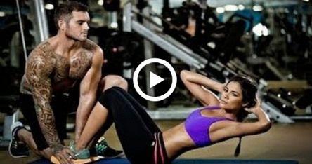Partner Workout Inspiration  Fit Couples Workout Motivation #fitness