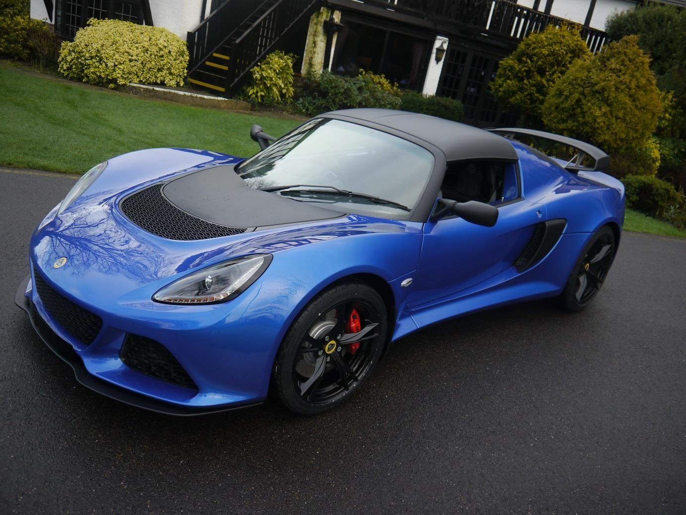 Used 2015 Lotus Exige S3 for sale in Surrey Pistonheads