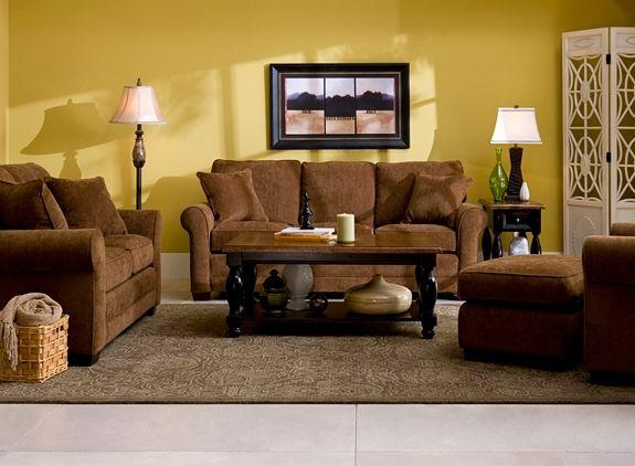 Kathy Ireland Madelyne Chenille Queen Sleeper Sofa ...