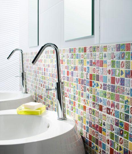 Déco salle de bain pas cher : relooking rapide d\'une salle ...