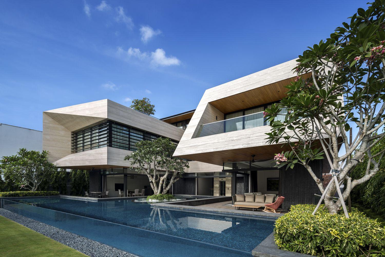 Gallery Of Forever House Wallflower Architecture Design 21 Architecture Architect House House