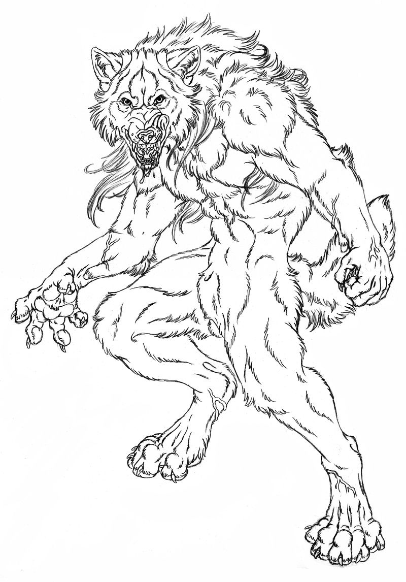 http://sledgepainter.webs.com/WolfRager5.jpg | Werewolf ...