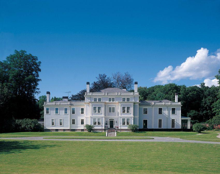The Lyman Estate Located In Waltham Massachusetts It Was Designed By Samuel McIntire Boston Wedding VenuesWedding