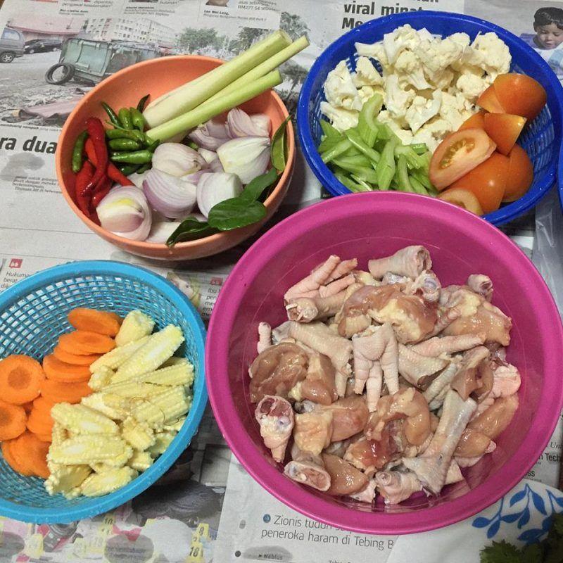 Ini Rahsia Tomyam Sedap Pekat Pedas Gerenti Terangkat Macam Dekat Restoran Thai Memang Umphh Keluarga Sup Ayam Makanan Restoran
