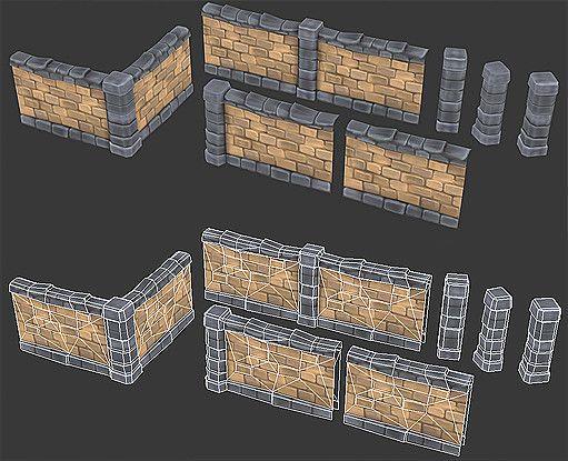 Wall Modules.