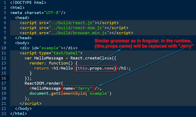 String template in abap es6 angular and react sap abap news string template in abap es6 angular and react pronofoot35fo Gallery