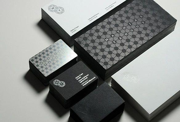 Classy business card design visit card pinterest business classy business card design colourmoves
