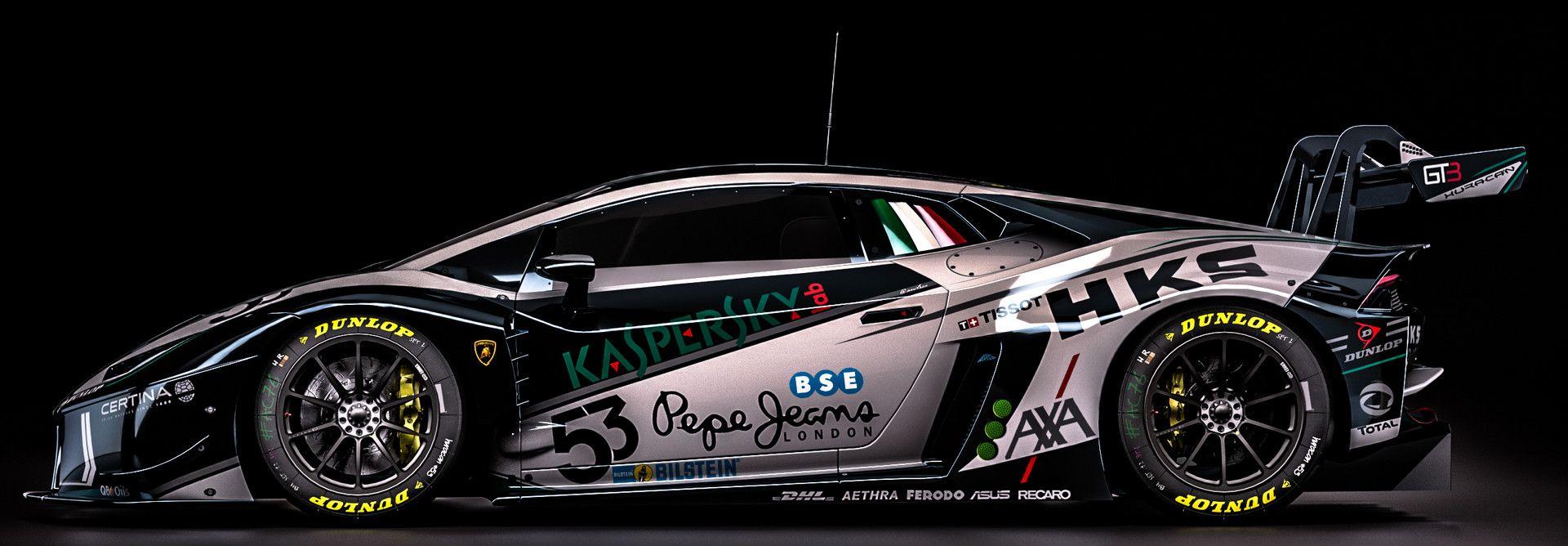 Lamborghini Huracan Fantasy Kaspersky Livery By Nancorocks