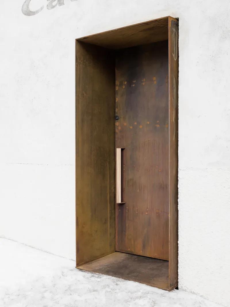 weber+winterle architetti, Davide Perbellini · Restauro Casi…