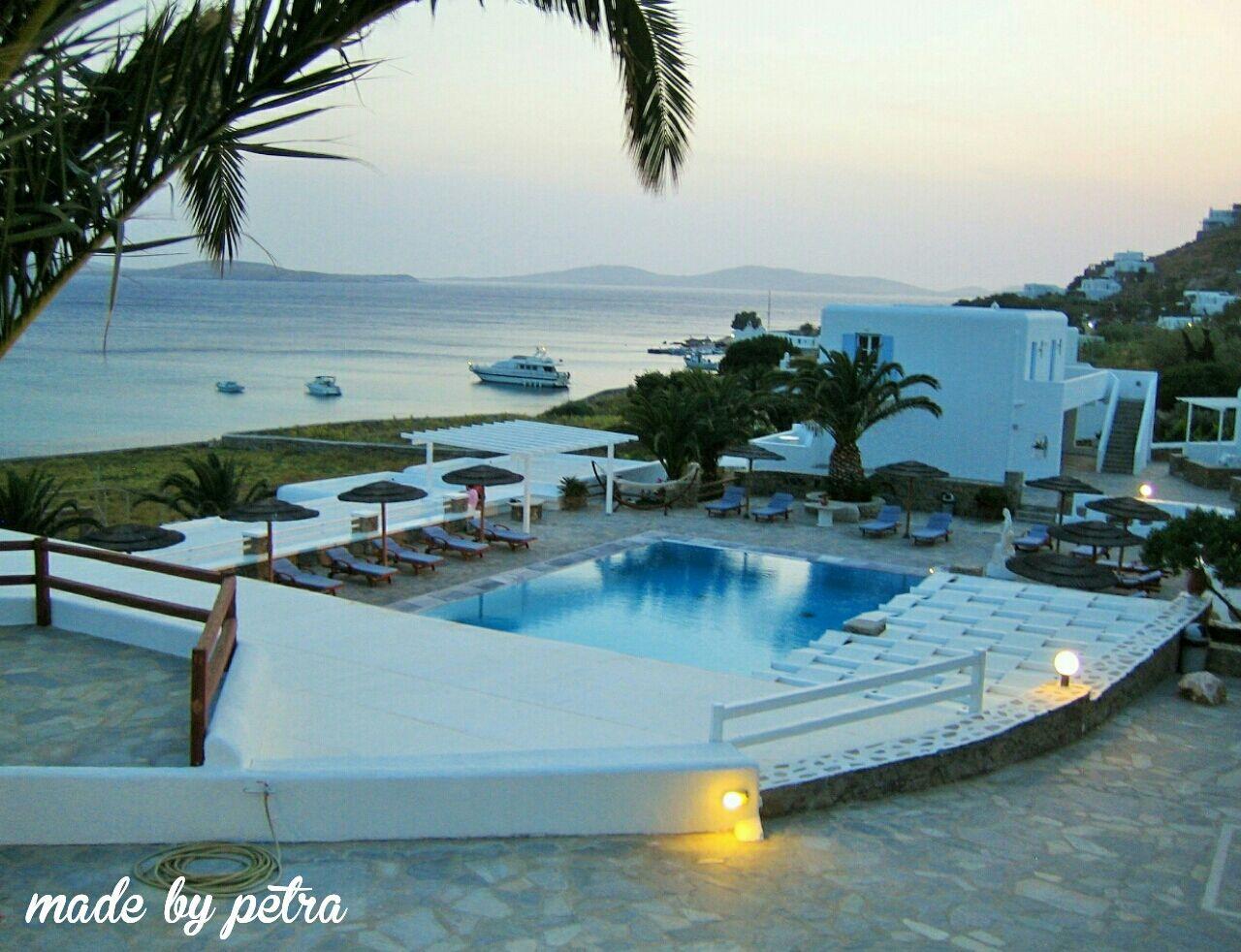 Hotel manoula s beach mykonosislandbeacheshotels