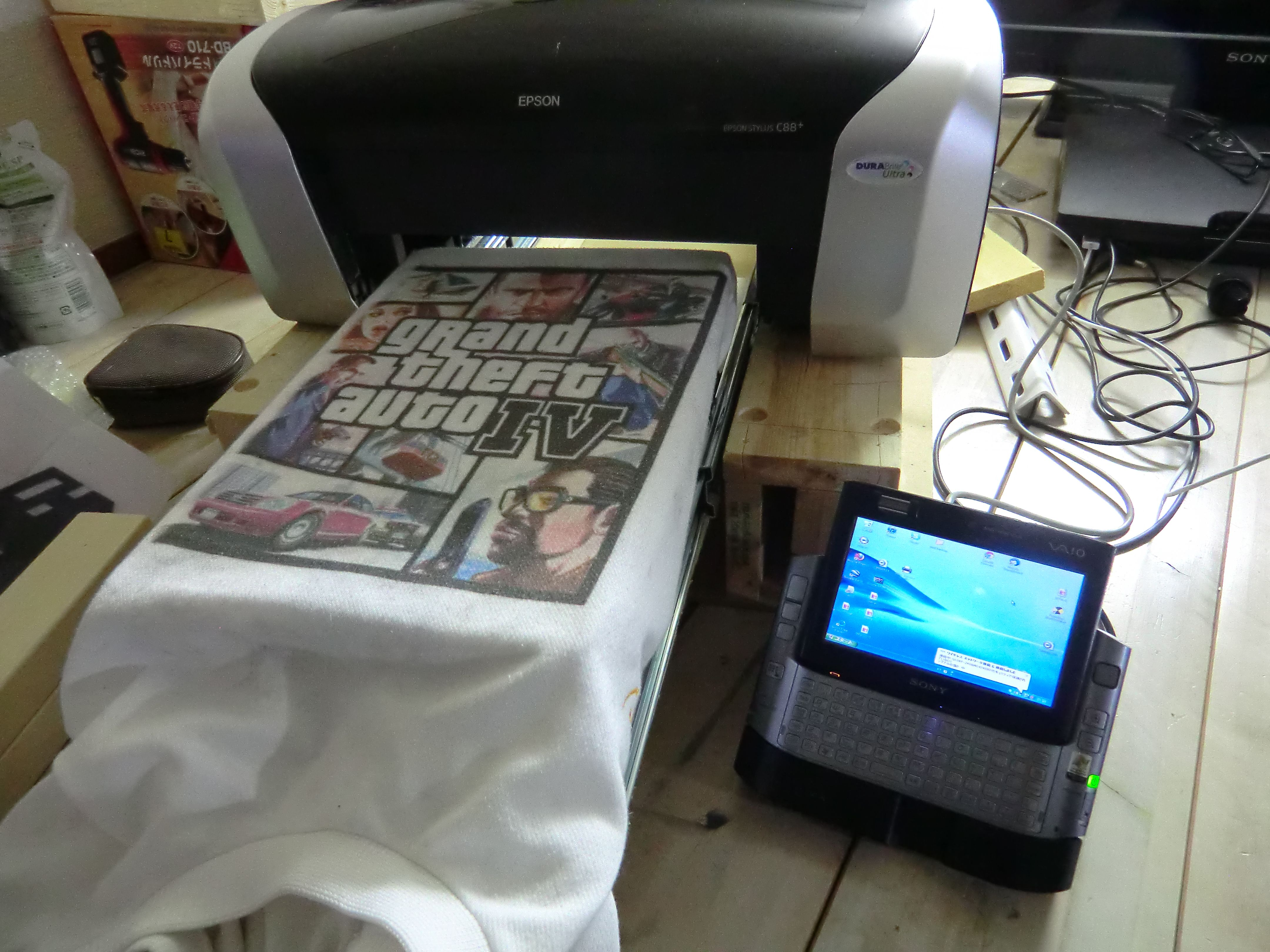Design your own t shirt digital printing - Complete Plans To Build Your Very Own Dtg Printer