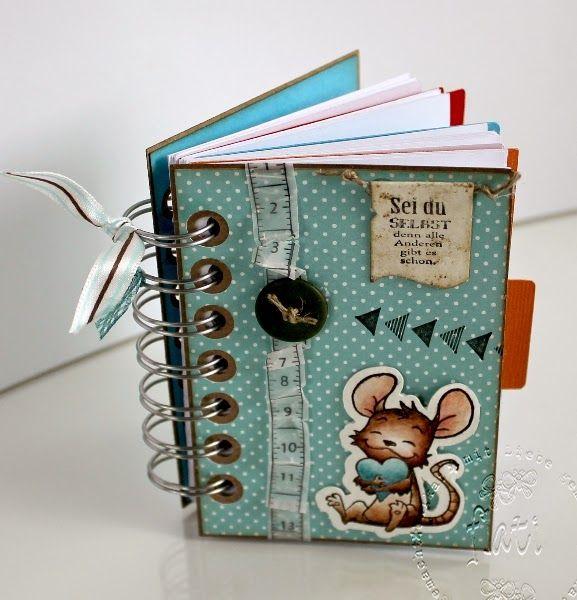 Kleines Ringbuch *freebie*