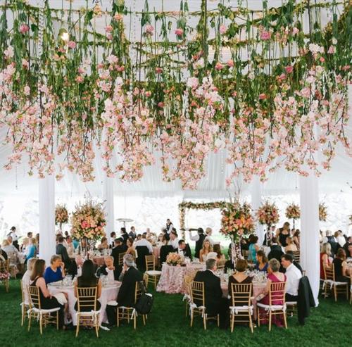 10 idées pour habiller les plafonds de votre salle je rencontreblog mariagemariage