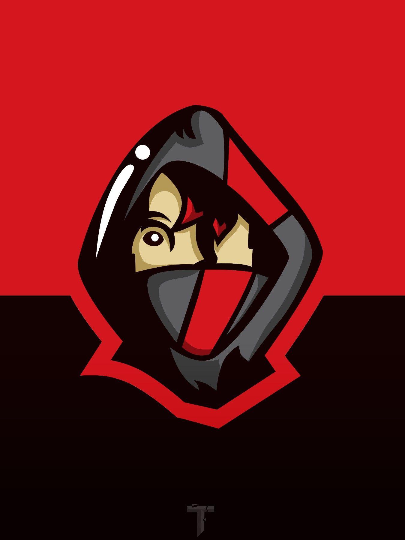 Ikonik Skin Mascot Logo Fortnite Battle Royale Epic Games Png Wallpaper Background Skin Logo Logo Background How To Make Logo