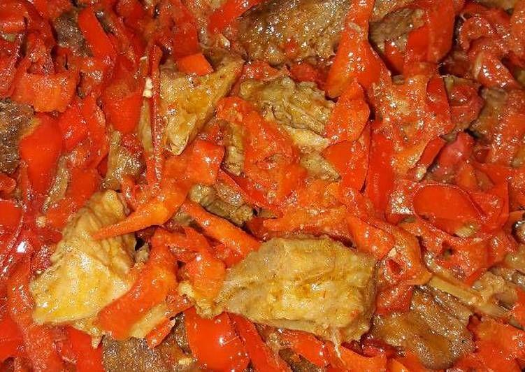 Resep Sambel Goreng Daging Khas Cirebon Oleh Mama Syndi Resep Resep Rebusan Daging Masakan