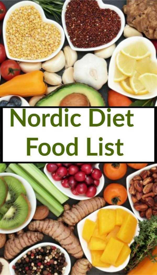 Nordische Diät