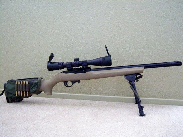Ruger 10 22 Build M40a1 Sniper Clone Calguns Net