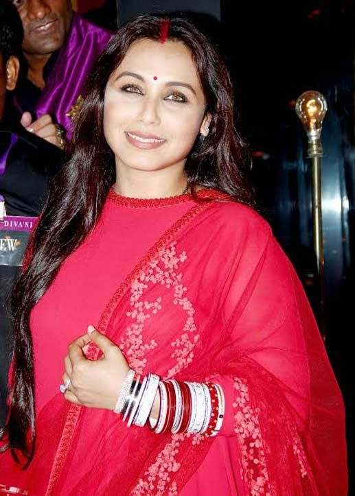 Rani Mukherjee Wedding