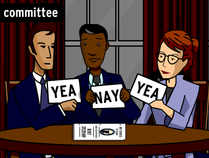 Congress Committee Clipart Congressional committee