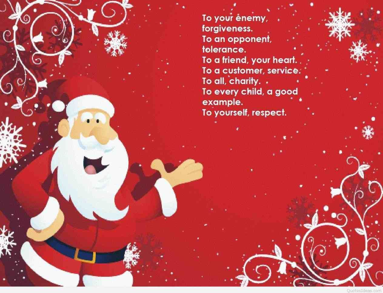 Nice New Post Funny Christmas Poems For Friends