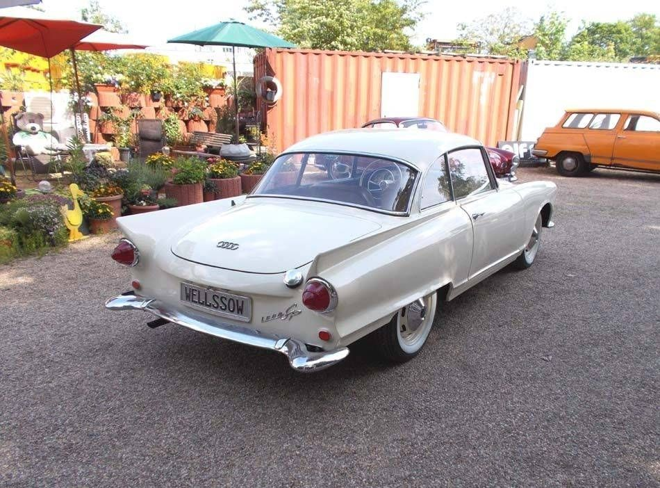 DKW Auto Union 1000 Sp | Sports and Imports | Pinterest | Classic ...
