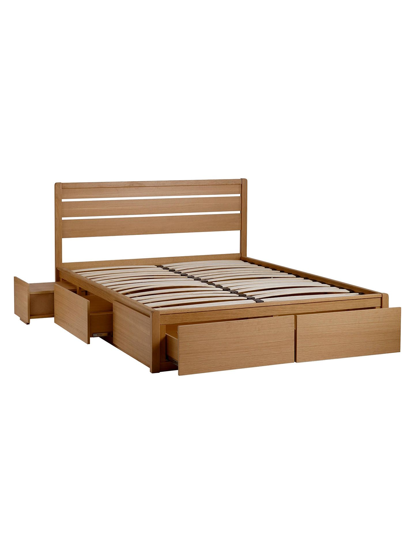 john lewis partners montreal storage bed double oak on innovative ideas for useful beds with storages how to declutter your bedroom id=63625