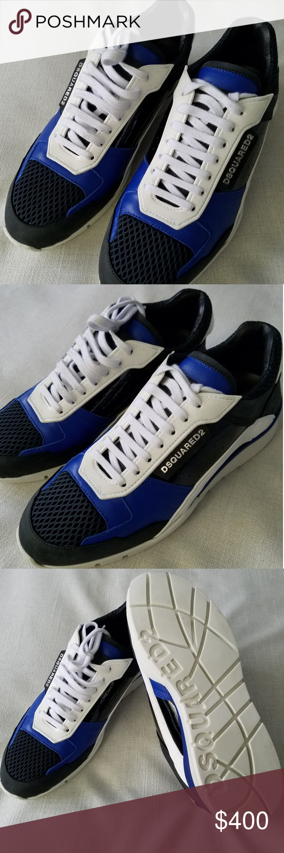 infant dsquared trainers