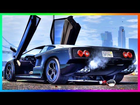 gta new car releasenice GTA ONLINE CONTENT UPDATE 2017  DLC CAR RELEASED SUPER