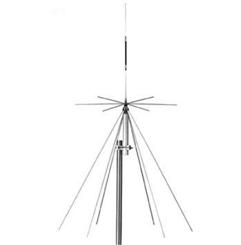 Tram 1411 Broad Band Discone/Scanner Base Antenna Review 2017