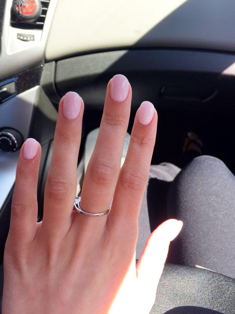 Round Acrylic Nails Rounded Acrylic Nails Short Rounded Acrylic Nails Short Gel Nails