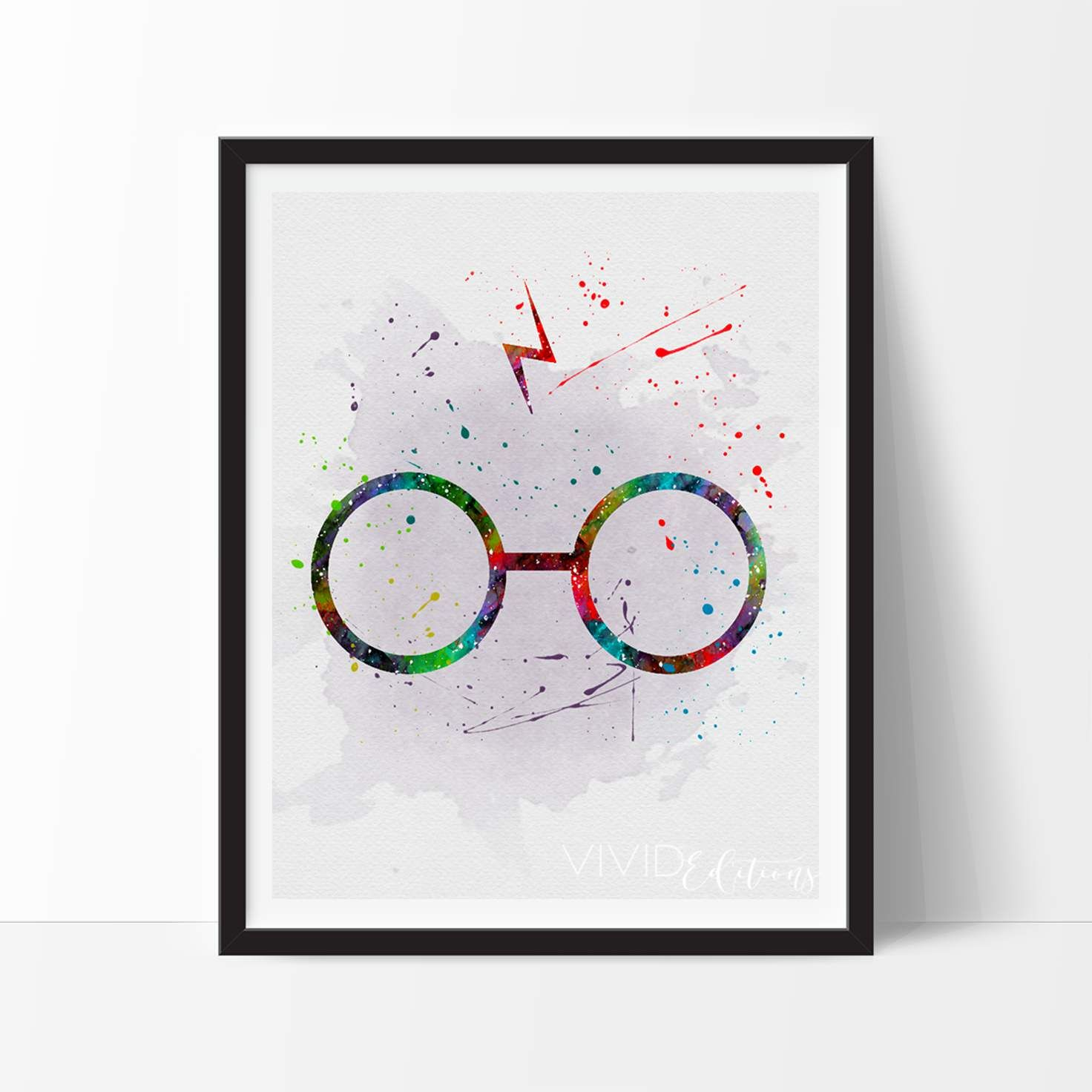 harry potter glasses cool things i need pinterest zeichenvorlagen wandbilder und. Black Bedroom Furniture Sets. Home Design Ideas